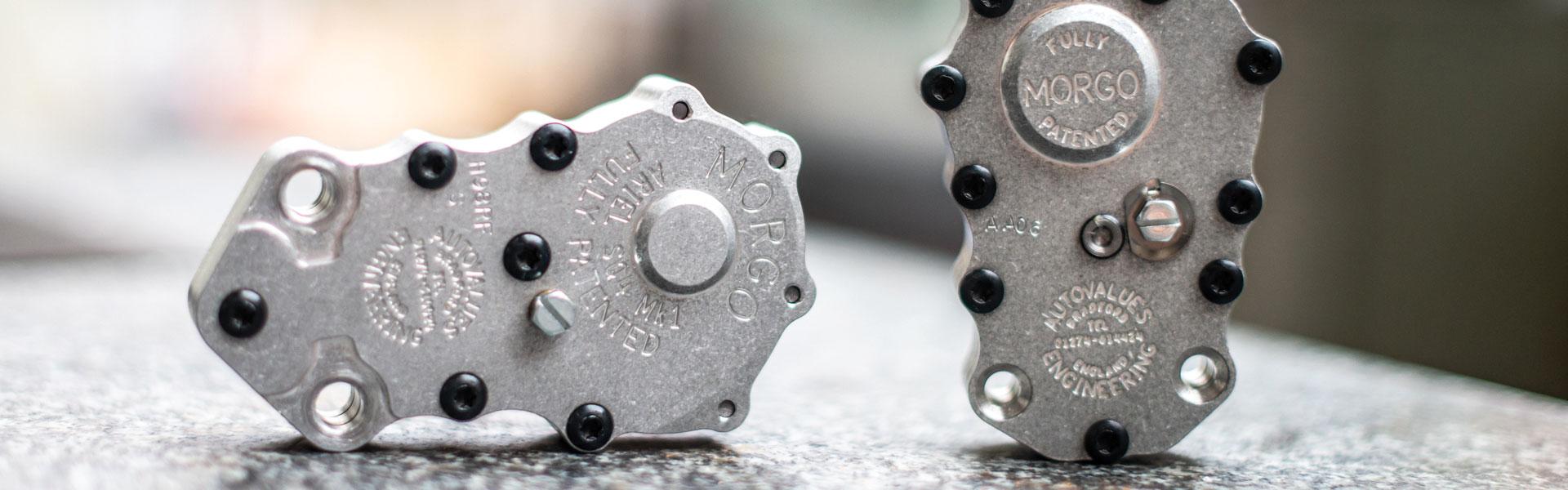 Morgo Bike Parts Restoration Upgrade Classic