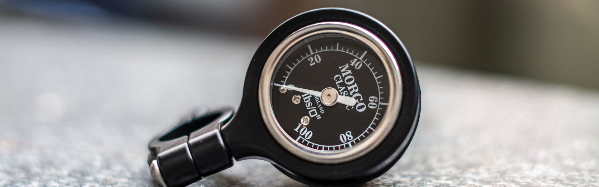 Morgo Oil Pressure Gauge Triumph Products