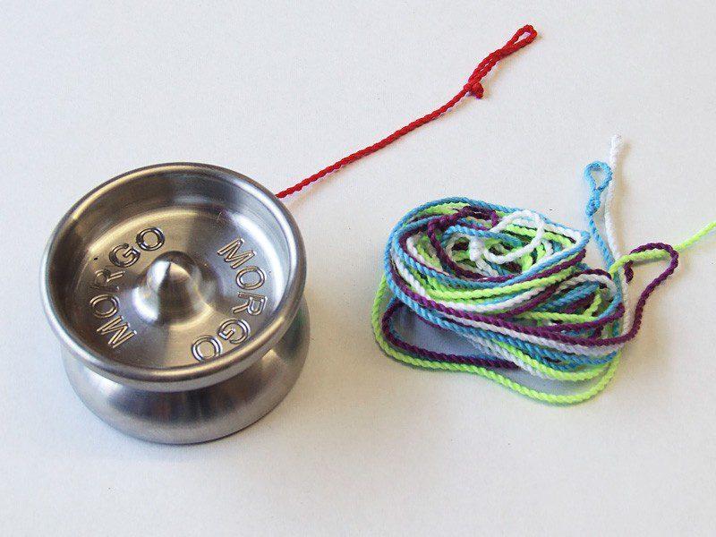 Morgo Stainless Pro Yo-Yo